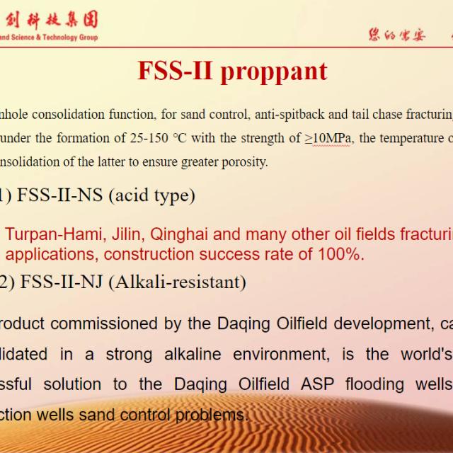 FSS Type II